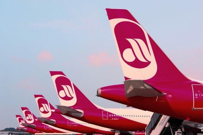 Airberlin cambia de rumbo para regresar a la rentabilidad