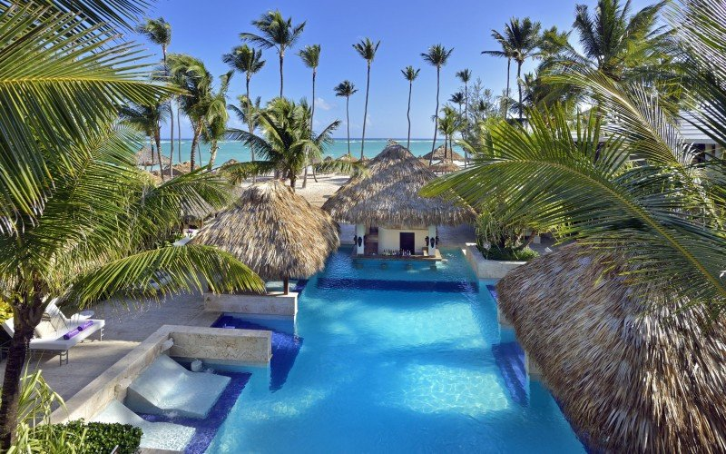 Paradisus Punta Cana Resort.
