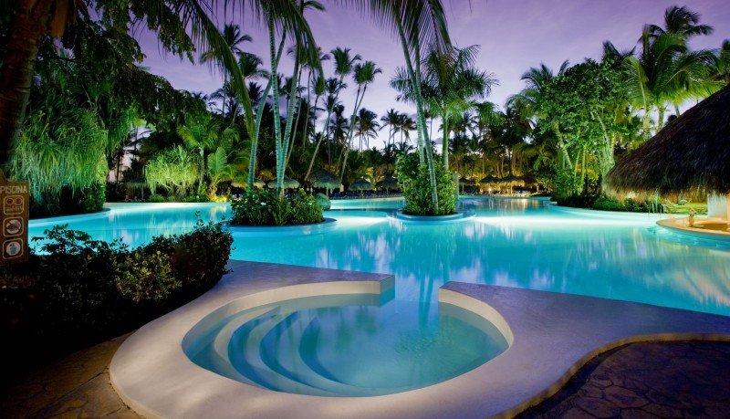 Meliá Caribe Tropical.