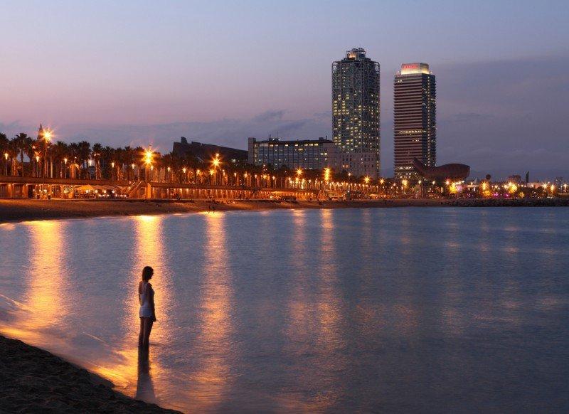 Barcelona repitió como destino líder. #shu#.