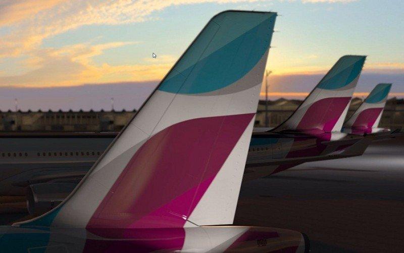 La nueva Eurowings despega el próximo invirerno