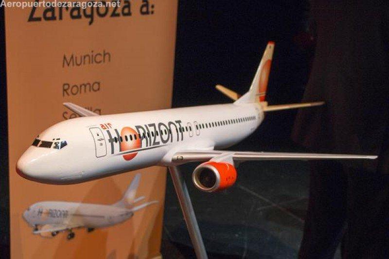 Air Horizont arranca operaciones en mayo a destinos domésticos e internacionales