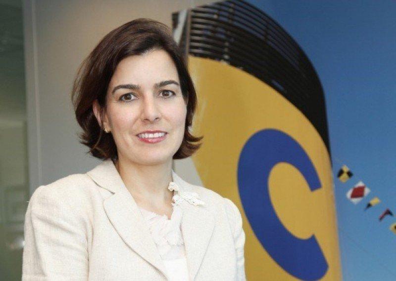Costa Cruceros nombra nueva directora general en España y Portugal
