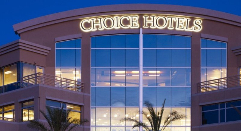 Choice Hotels incrementa beneficios un 9% en 2014