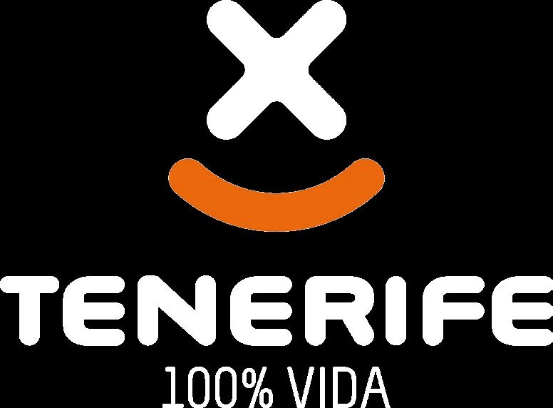 La actualización incluye el logotipo de la equis con la línea curva en forma de sonrisa, mientras la palabra Tenerife hace una sutil referencia al Teide.