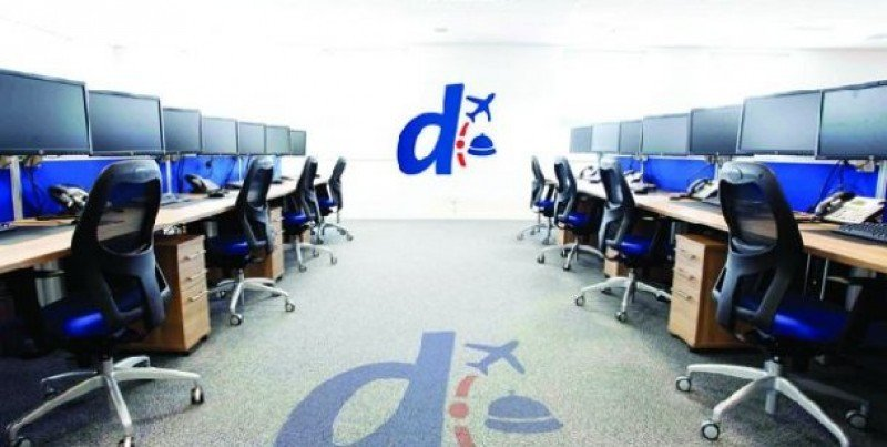 Oficina de Despegar.com.
