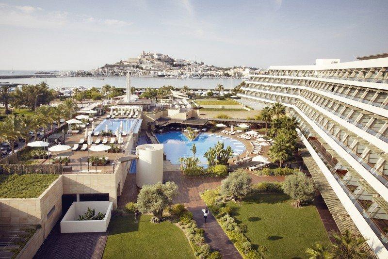 El Ibiza Gran Hotel se convierte en 5 estrellas Gran Lujo tras una renovación continua