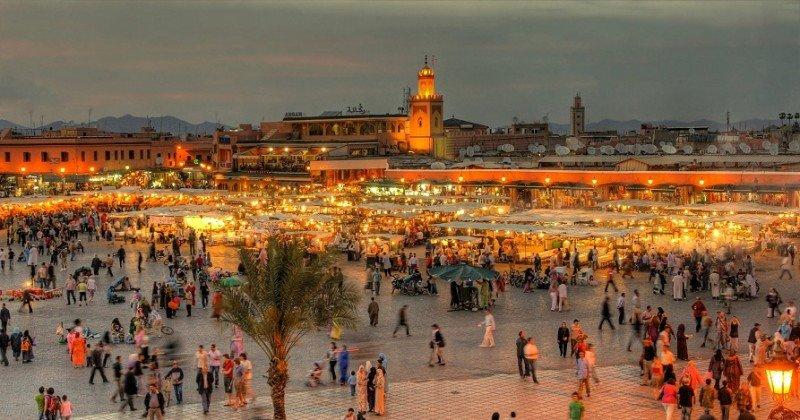 Iberia amplía su oferta con Marrakech un 26,6%
