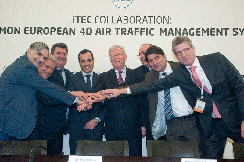 España, Alemania, Reino Unido y Holanda desarrollarán un sistema común de control aéreo