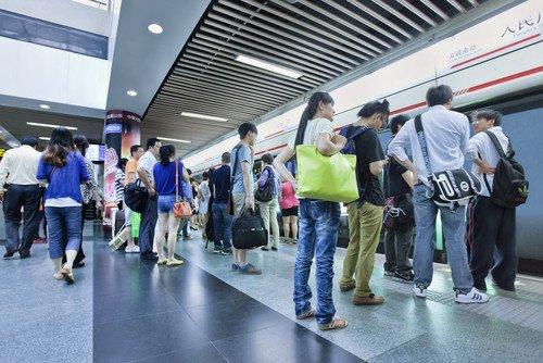 El turismo chino es uno de los mercados con más potencial del mundo. #shu#
