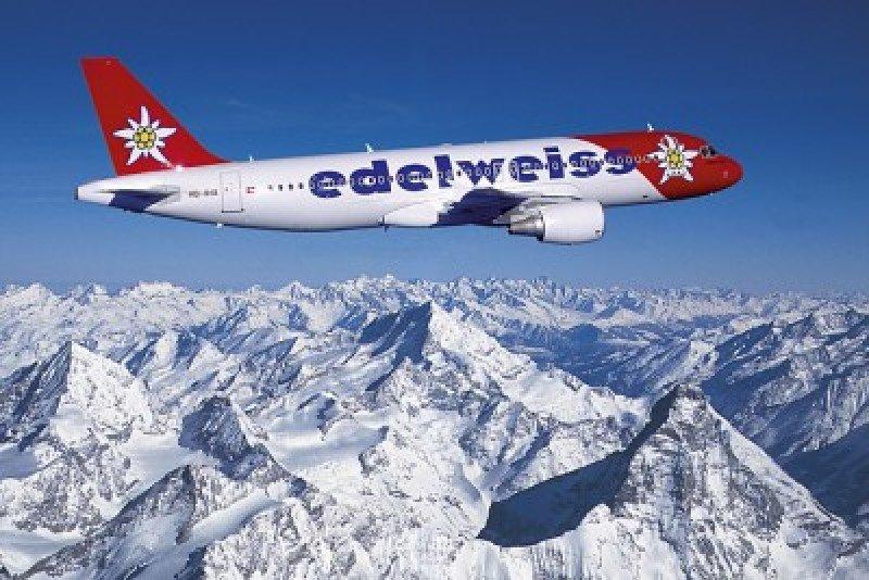 Edelweiss incrementa vuelos a Cuba
