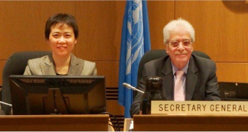 Fang Liu, de China, remplaza a Raymond Benjamin, de Francia, en la secretaría general de la OACI.