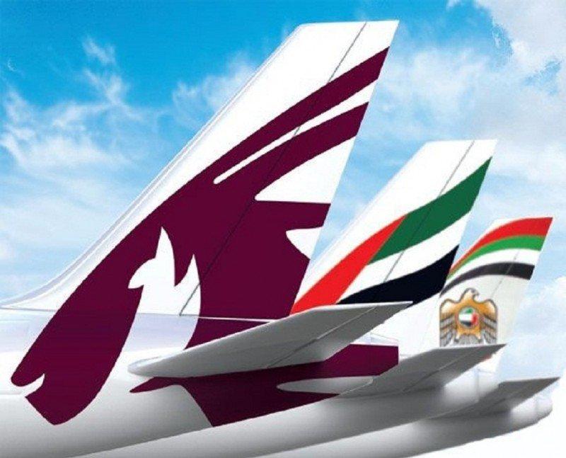 Francia y Alemania piden a Bruselas actuar contra las aerolíneas del Golfo