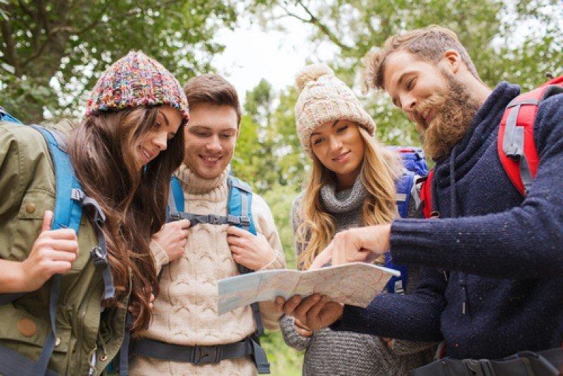 El turismo de aventura puede incluir desde actividades extremas hasta otras aptas para todos los públicos. #shu#