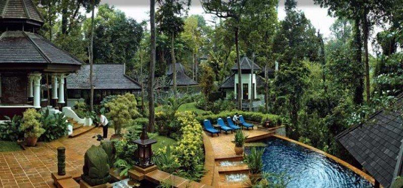 El cash flow es mejor en el concepto de villa, según los expertos. En la imagen, una de las propiedades de Private Residences by SLH, en Malasia.