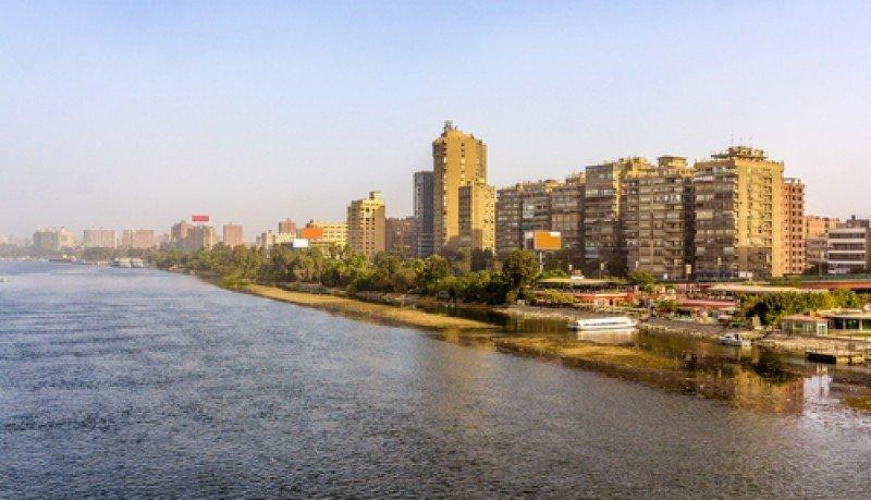 El Nilo, a su paso por El Cairo. #shu#