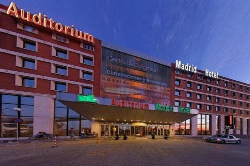 Marriott incorporará el Hotel Auditorium de Madrid en 2016