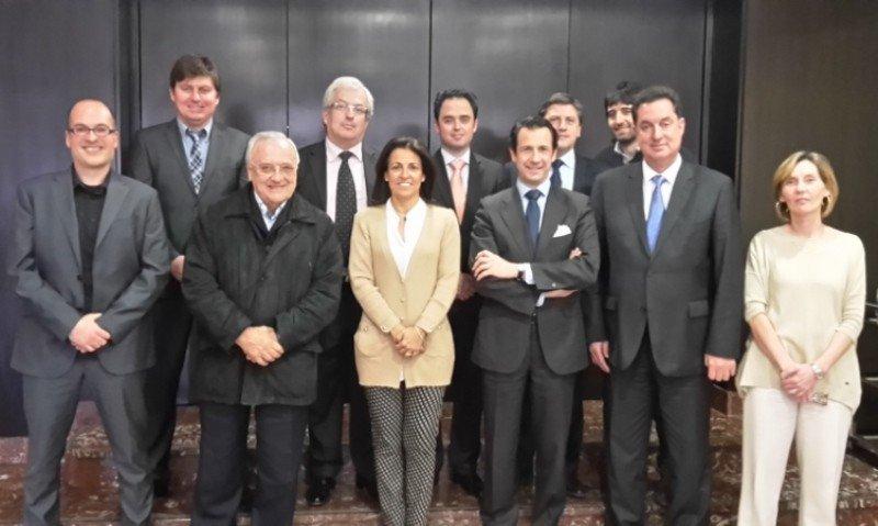 Reunión del grupo de trabajo para la renovación del destino Lloret de Mar.