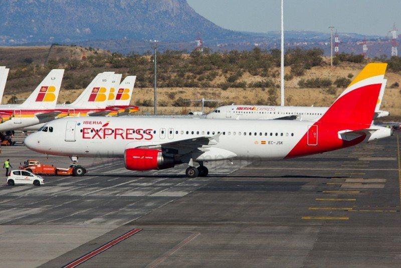 El Grupo Iberia aumenta su presencia en Alemania un 32% (Foto: Alberto Samperio).