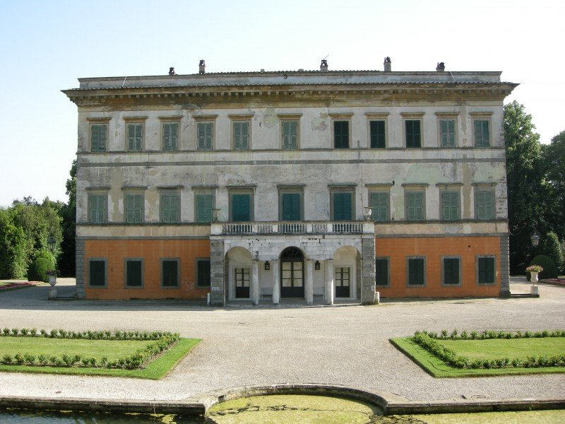 La Villa Reale di Marlia se convertirá en hotel de lujo