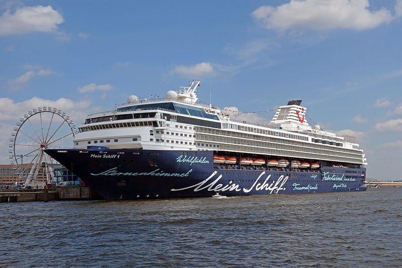 TUI Cruises llevará el Mein Shiff 1 a Mahón