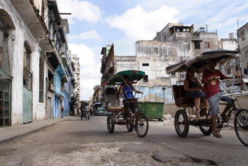 Taxis en La Habana. #shu#.