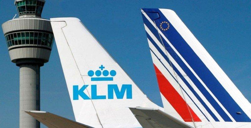 Air France KLM opera con España este verano más 640 vuelos semanales