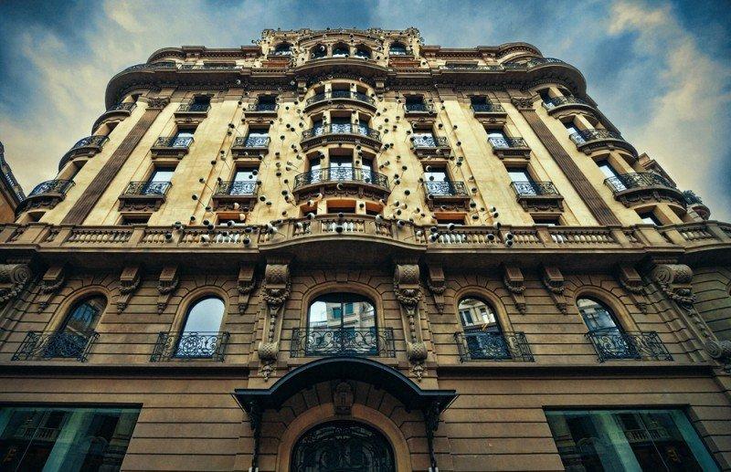 Barcelona es uno de los puntos turísticos con más pernoctaciones. #shu#.