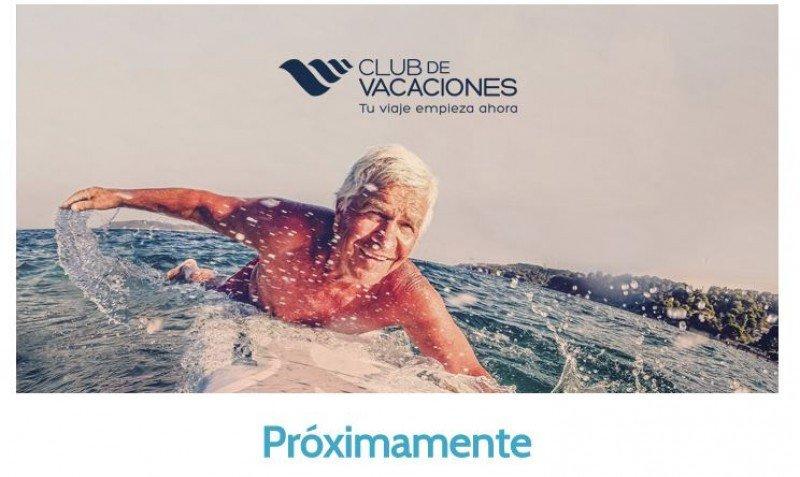 Estado de la web de Club de Vacaciones a media mañana de este 23 de marzo.
