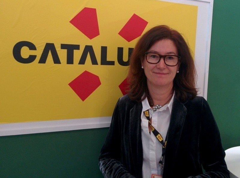 Montserrat Sierra, directora de la oficina de Alemania de la Agencia Catalana de Turismo.