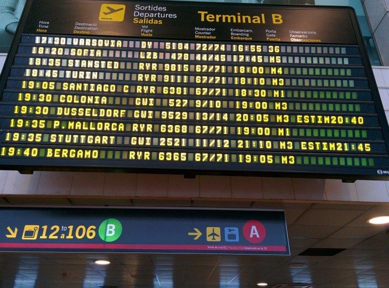 Vuelos de Germanwings desde El Prat han sido retrasados.