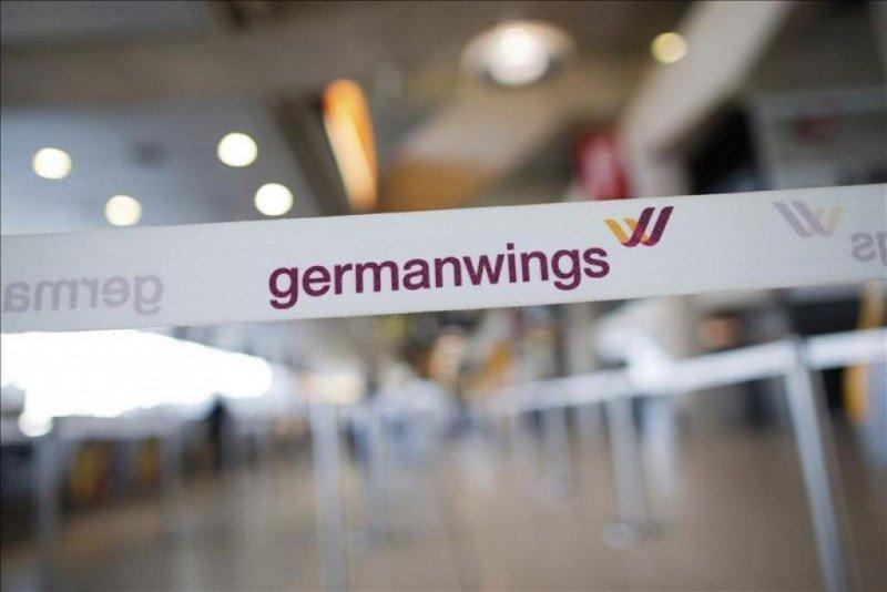 Germanwings anula 30 vuelos porque algunos tripulantes prefieren no volar tras el accidente