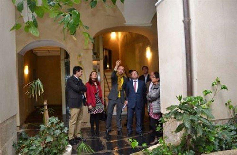 La Hospedería de Alcantará reabre tras invertir 1,2 M €
