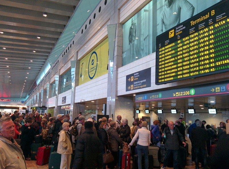 Germanwings vuela hoy con tripulaciones de Lufthansa, Air Berlin y TuiFly