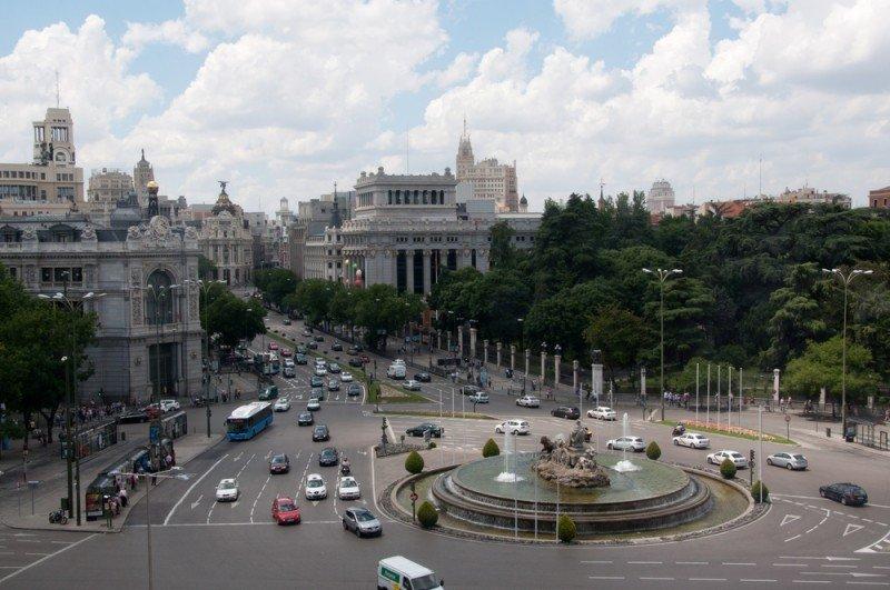 Madrid parte de índices menores. #shu#.
