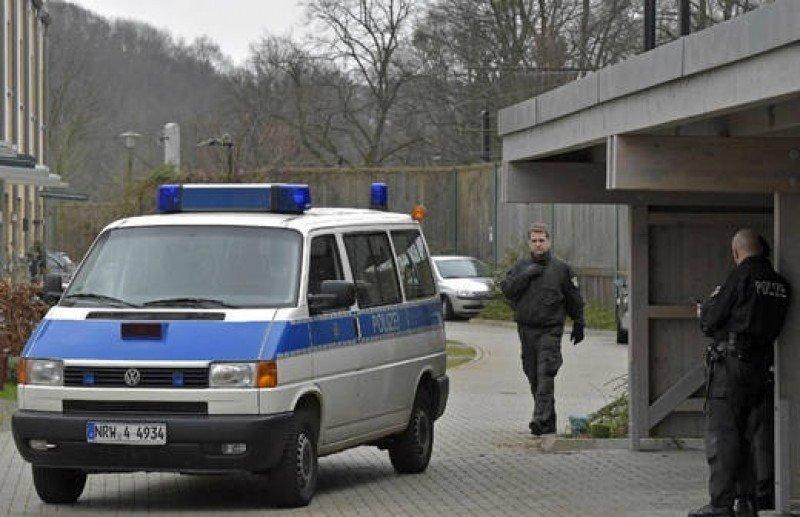 La policía alemana registra las viviendas del copiloto alemán en Dusseldorf y Montabaur, su localidad natal.