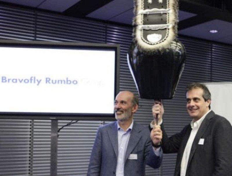 Bravofly Rumbo cotiza en la bolsa de Zurich.