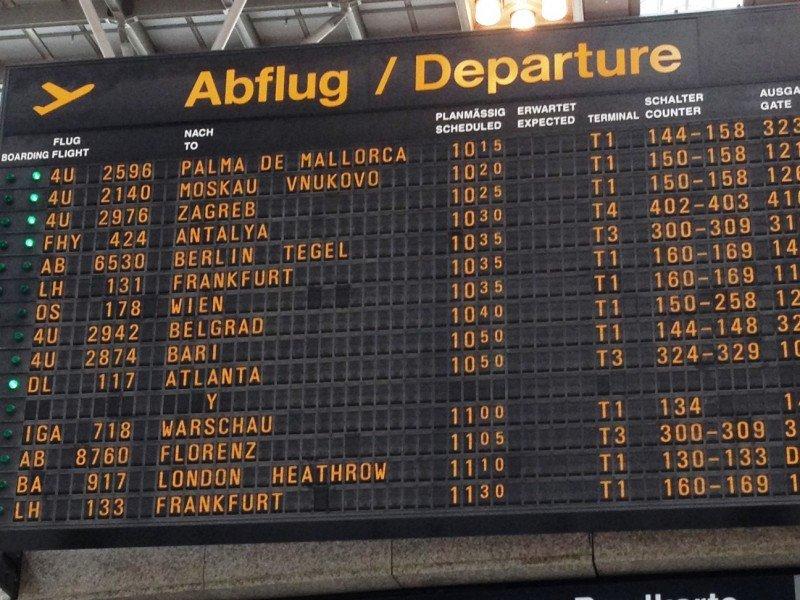 Aerolíneas, segundo sector en reclamaciones de los consumidores