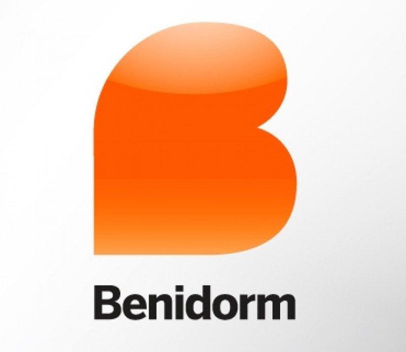 El nuevo logotipo turístico de Benidorm.
