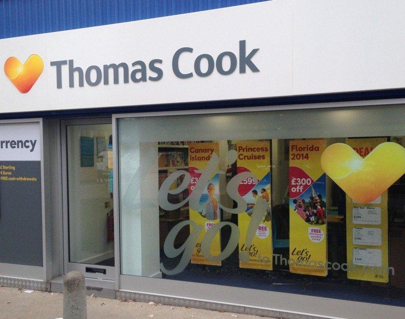 Thomas Cook reduce un 1% sus reservas para el verano a pesar del impulso del mercado británico