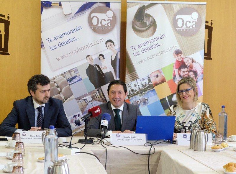 Oca Hotels lanzará en abril su nueva marca Duerming