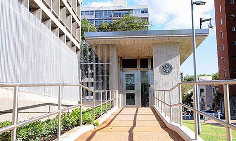 Nuevo acceso para trámites de visas en la embajada de EE.UU.