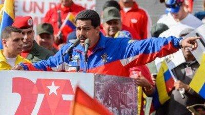 Nicolás Maduro, presidente de Venezuela. (Foto: AFP).