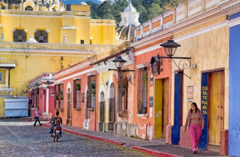 Turistas en Guatemala podrán denunciar delitos en oficinas especializadas. #shu#
