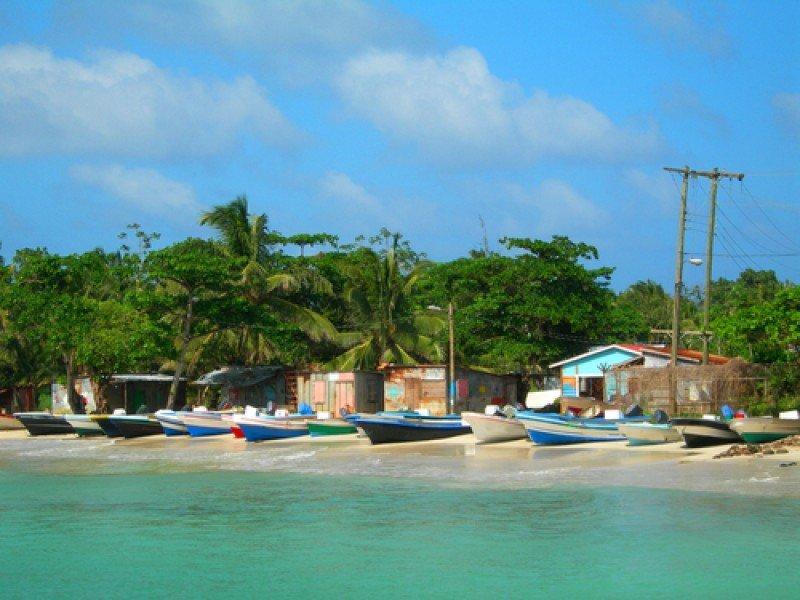 El rústico encanto de las Islas del Maíz, en el Caribe nicaragüense. #shu#