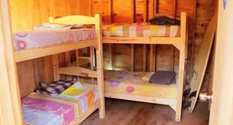 Hostels inciden cada vez más en el mercado.