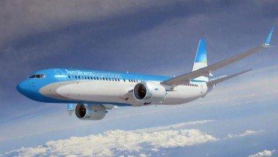 Aerolíneas Argentinas suma rutas nacionales sin escala en Buenos Aires.