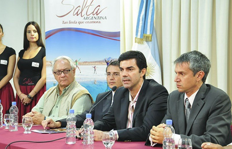 El gobernador Juan Manuel Urtubey encabezó la presentación del balance de temporada.