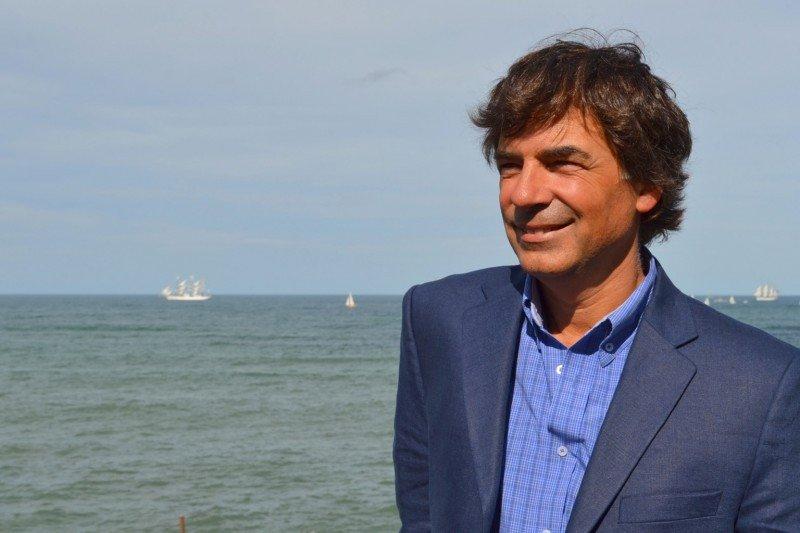 Pablo Fernández, presidente Turismo Mar del Plata.