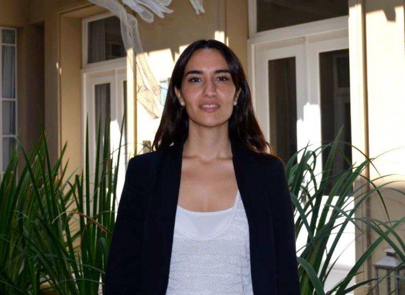 Florencia Le Rose, gerente general Patios de San Telmo.